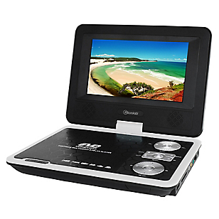 DVD Portable MCL 4159 Blanco