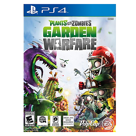 Plants Vs Zombies Garden Warfare Ps4 Falabella Com