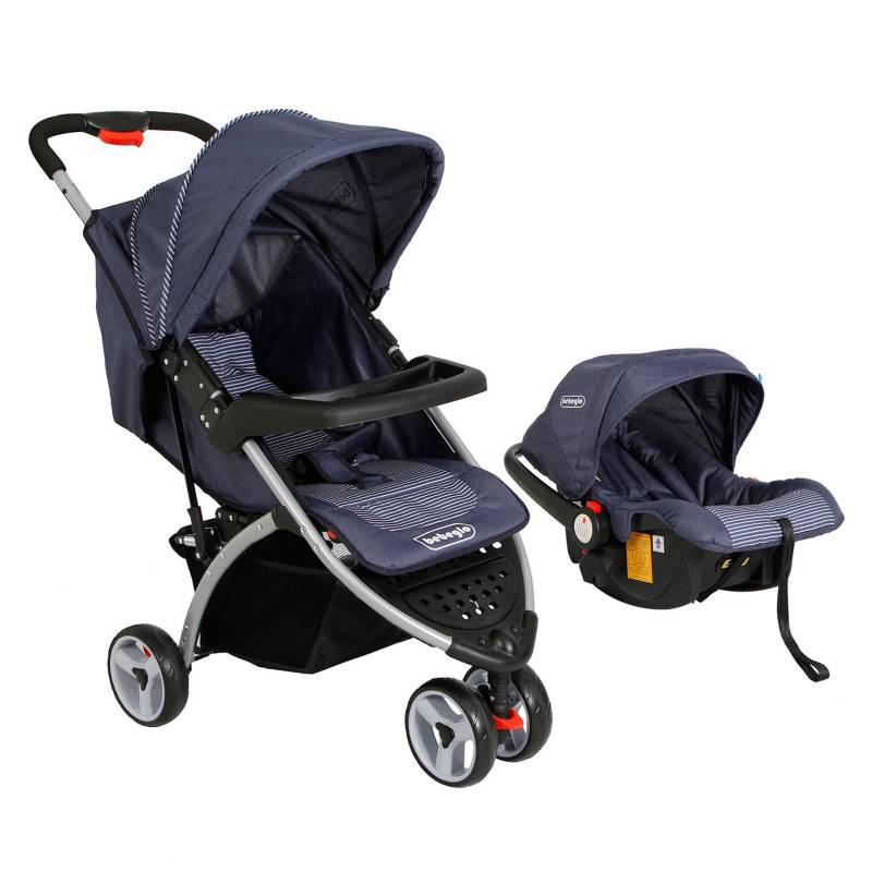 Bebeglo - Coche Travel System Rs-1320