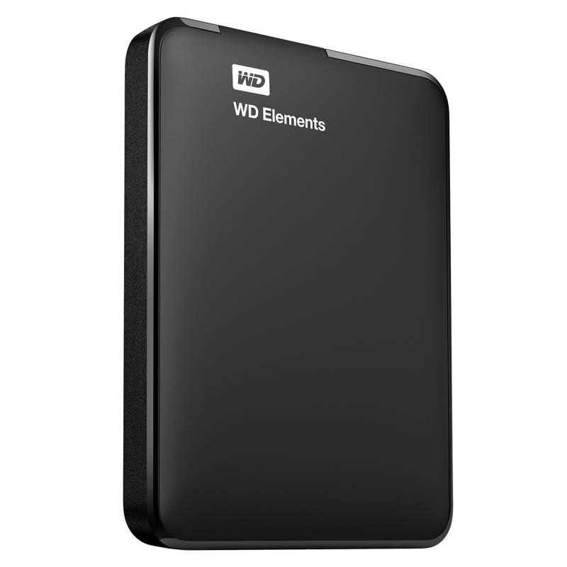 Western Digital - WD Disco Duro Elements 2TB Negro