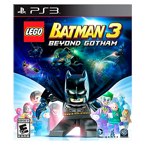 Lego batman 3 beyond gotham ps3 for Codigos de lego batman