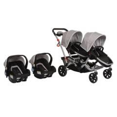 INFANTI - Coche Doble Ride