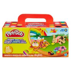 Play Doh - Super Color 20 Pack