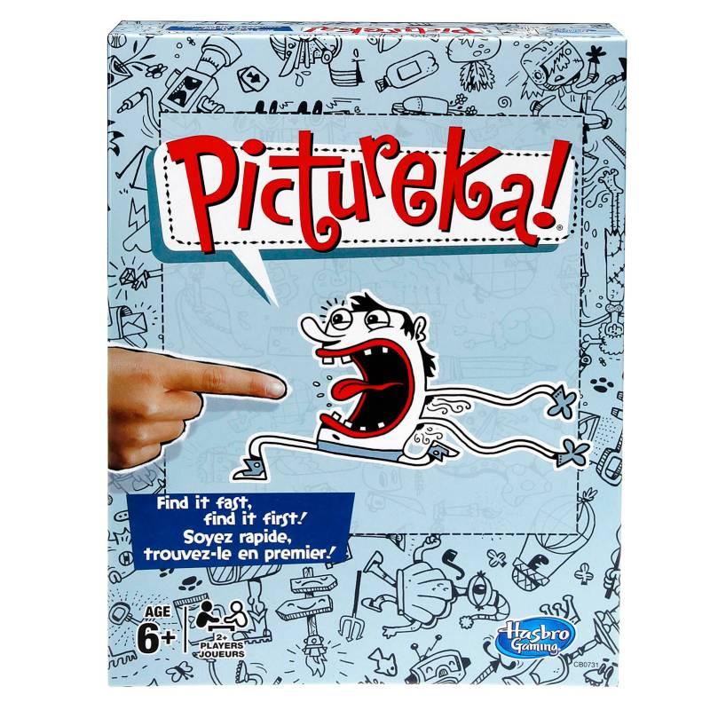 Juegos De Mesa Hasbro Gaming Pictureka