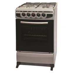 Cocina 4 Quemadores CH6560 Silver