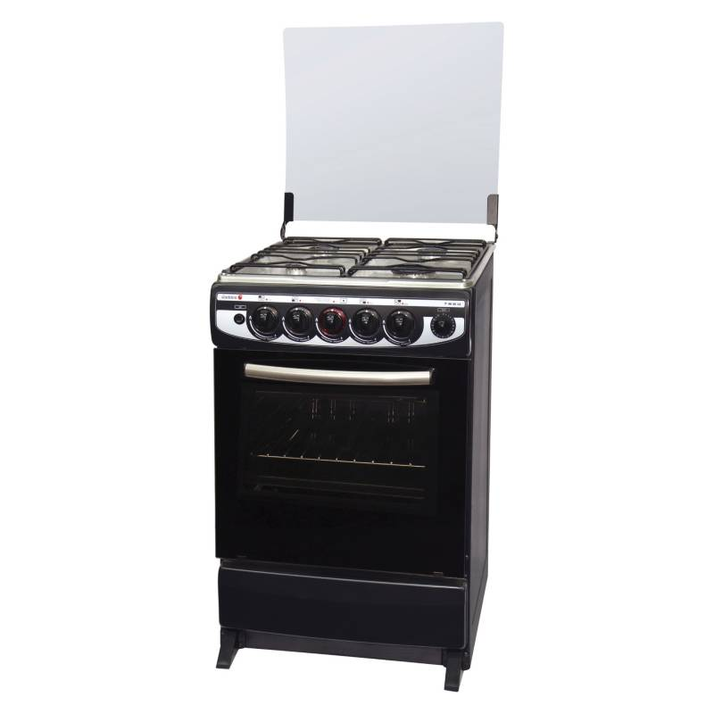 SINDELEN - Cocina Gas 4 Quemadores CH 7860NG