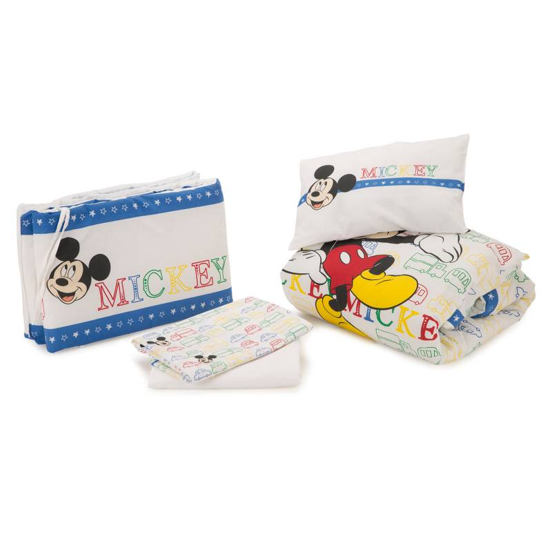 Bebesit - Set de Cuna Mickey