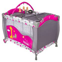 Cuna Corral Packplay Fucsia Rs-619