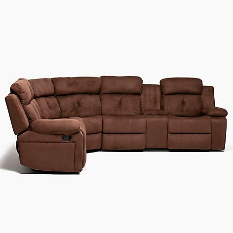 Sofa Reclinable 2 Cuerpos Paris Bruin Blog