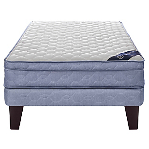 Cama Europea Essence 5 1 Plaza Base Normal