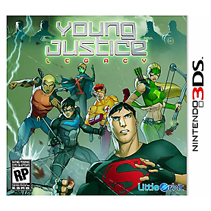 Young Justice: Legacy 3DS