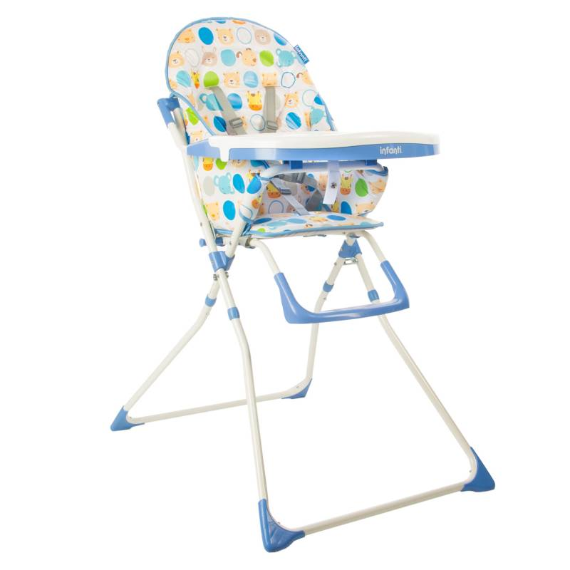 INFANTI - Silla Comer Candy Hc15B Blue