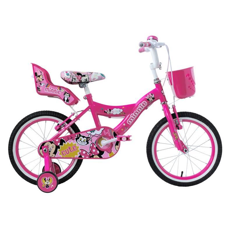 Lahsen - Bicicleta Aro 16 Minnie