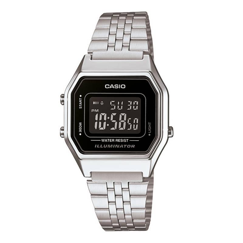 Casio - Reloj Mujer Digital LA680WA-1BDF
