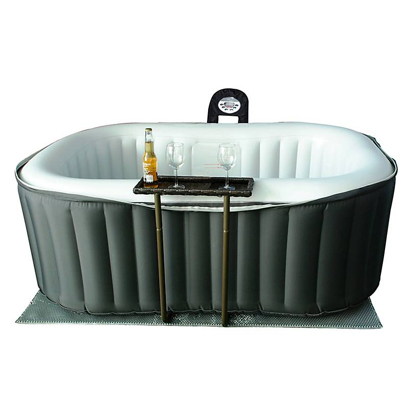 Jacuzzi Inflable Chile.Mspa Spa Inflable Nest M 001 Ls 2 Personas Falabella Com