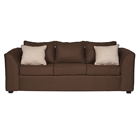 mica sof 3 cuerpos rubik tela 200 cm. Black Bedroom Furniture Sets. Home Design Ideas
