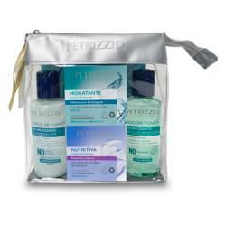 PETRIZZIO - Pack Crema Nutritiva + Hidratatante + Leche + Loción