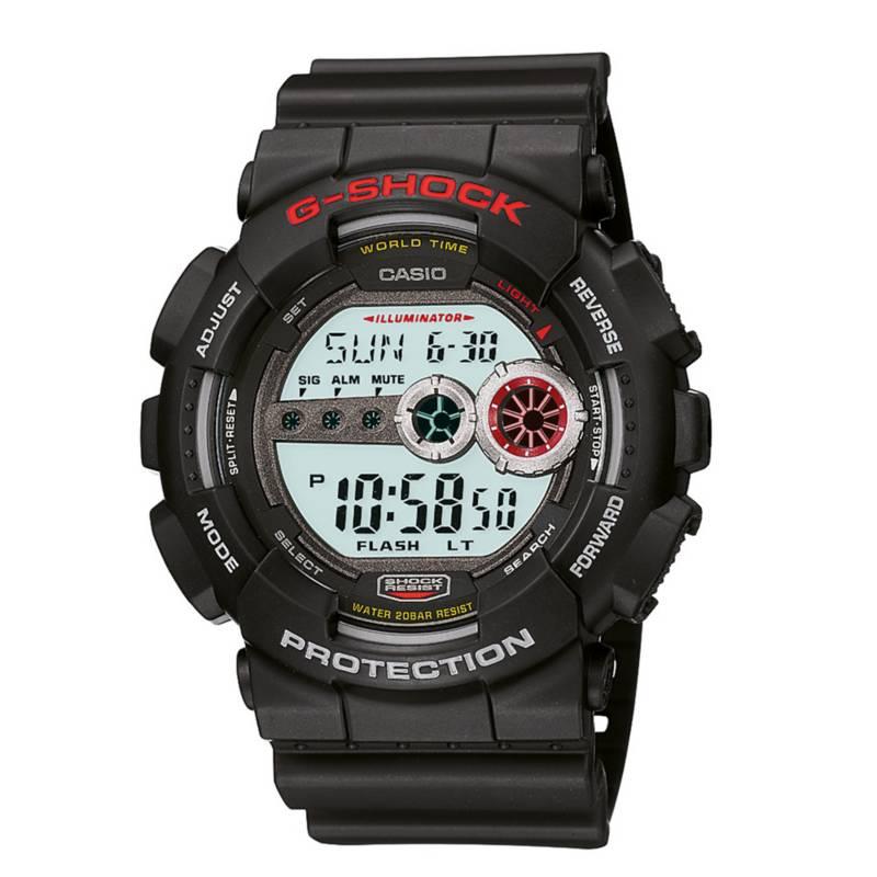 G-Shock - Reloj Hombre Resina Negro