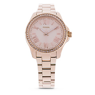 Reloj  Metal - Dama Rose AM4578