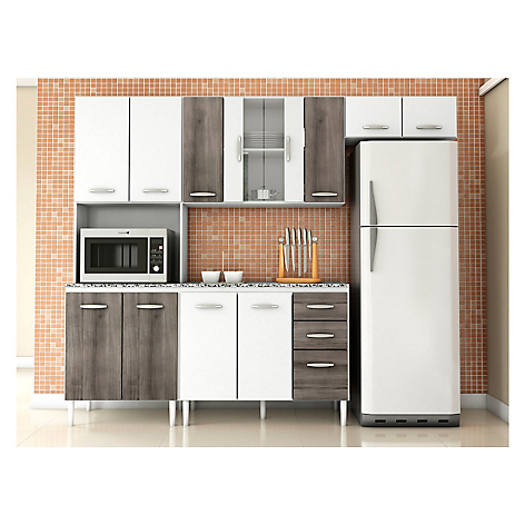 Favatex mueble de cocina 2180 for Muebles de cocina moviles