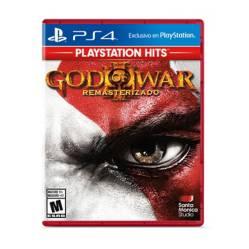 PLAYSTATION - God of War III: Remastered PS4