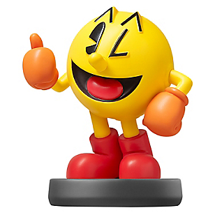 Amiibo Pac Man Super