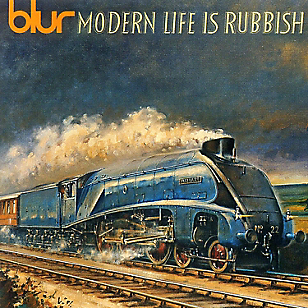 Vinilo Blur Modern Life Is Rubbish