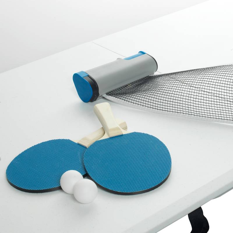 Game Power - Set Ping Pong Portátil Gamepower