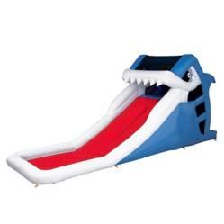 Tobogán Dual Tiburón Blanco