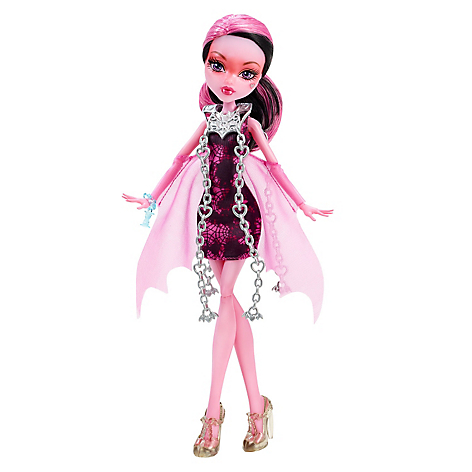 monster high muñeca embrujada draculaura - falabella