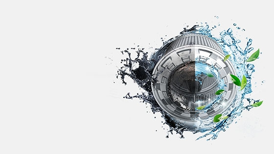 Samsung Lavadora/Secadora de 10.5/6 Kg con Eco Bubble