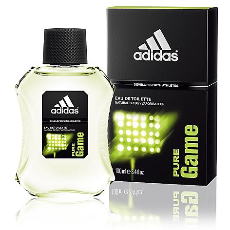 Eau Game De Adidas 100ml Pure Toilette htdBoQCxsr
