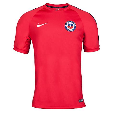 108653fb887ce Nike Camiseta Training Selección Chilena Roja - Falabella.com