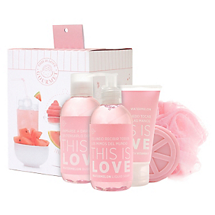 Set Gourmet This is Love Aroma Frutal