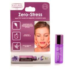 Naturel - Zero Stress - Relax - Roller H.E.B.B.D. Aromaterapia 4 ML