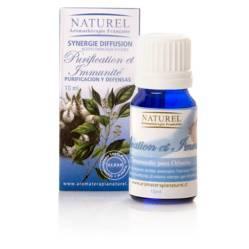 Naturel - Aceite Purificación e Inmunidad - Sinergia Aromaterapia 100% Puro y Natural