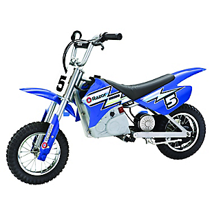 Dirt Rocket MX 350 Azul