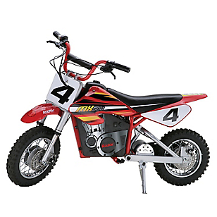 MX 500 Dirt Rocket Rojo