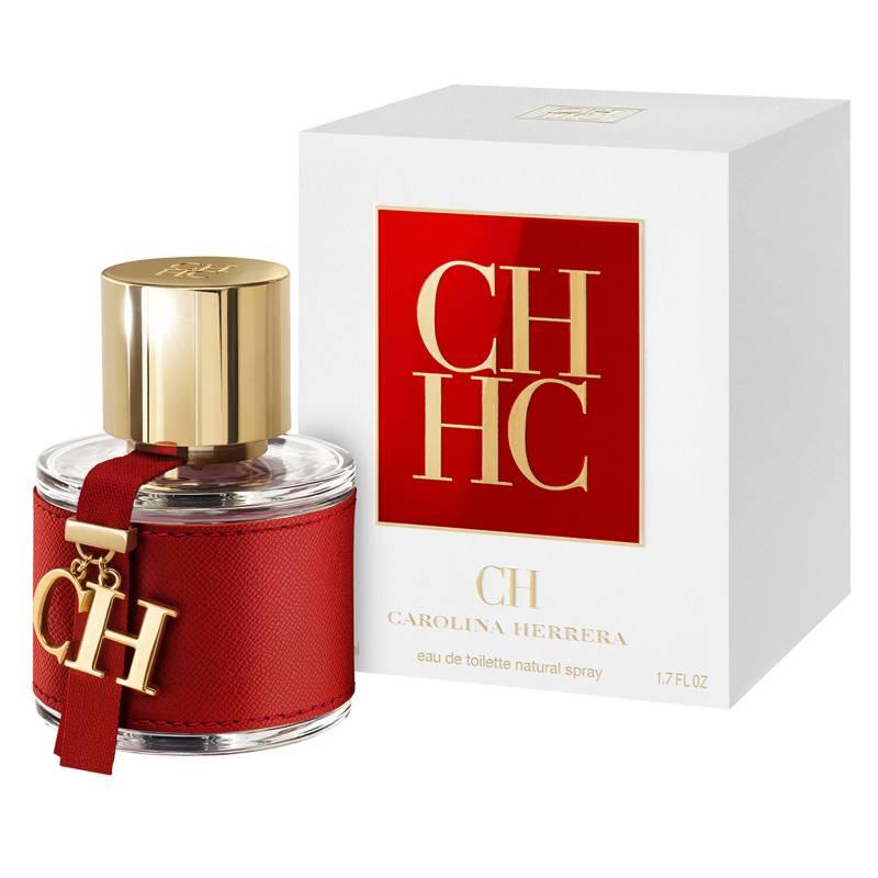 CAROLINA HERRERA - Perfume Mujer CH EDT 50 ML