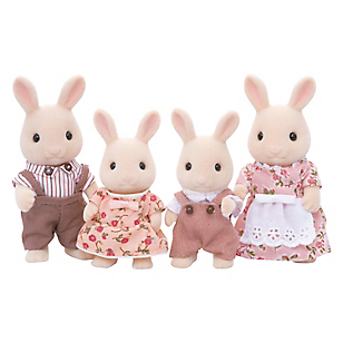 Juguete Milk Rabbit Family
