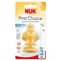 NUK - Tetina Latex Fc Gr2 Medium