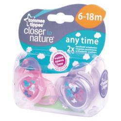 Tommee Tippee - Chupete CTN 6 a 18 Meses