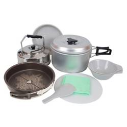 Set de Cocina 2/P Con Sarten Antiadherente Dc 8497