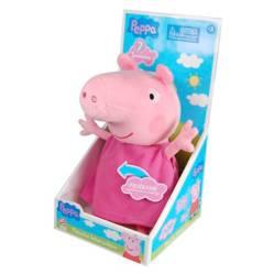 Peppa Pig - Peluche Interactivo 12 Pulgadas