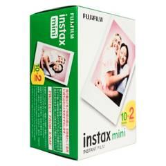 FUJI - Pelicula Instax Mini Pack 10x2