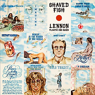 Vinilo John Lennon Shaved Fish