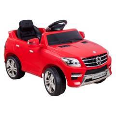 KIDSCOOL - Auto A Batería Mercedes Benz Rojo