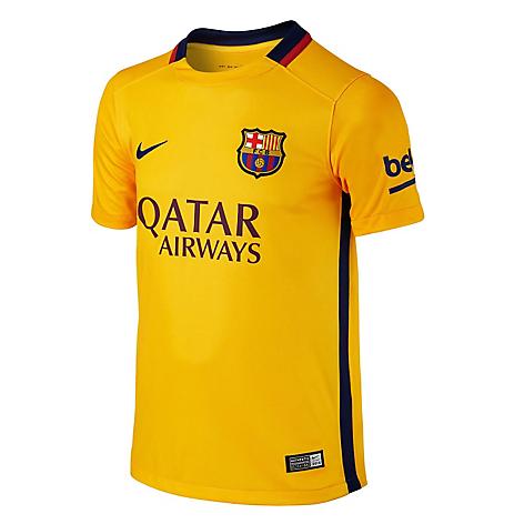7df0619ea45b8 Nike Camiseta Niño F.C. Barcelona Suplente - Falabella.com