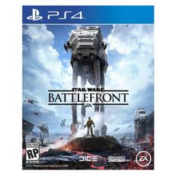 Electronic Arts - Star Wars Battlefront PS4