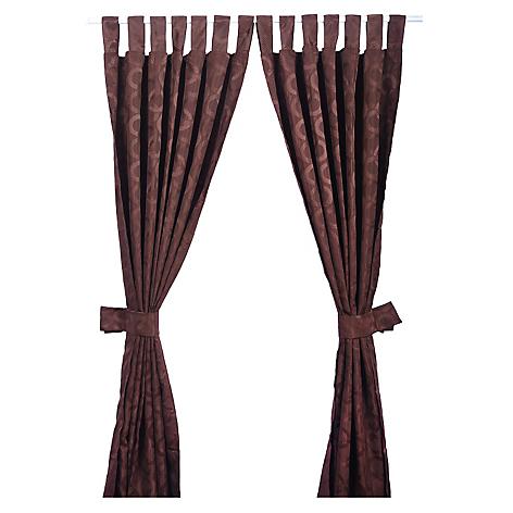 Mashini set de cortinas argollas pascale for Cortinas de argollas